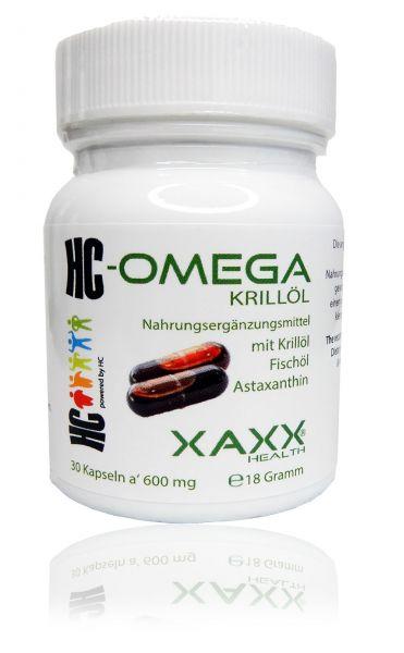 HC-OMEGA Krillölkapseln