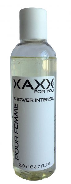Shower intense 200ml FOUR
