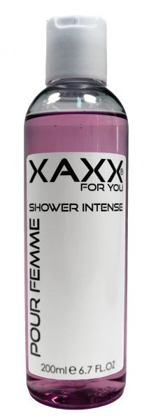 Shower intense 200ml SIXTEEN