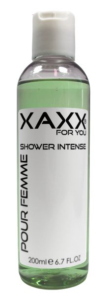 Shower intense 200ml FOURTY