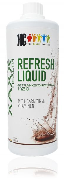 HC Refresh Liquid COLA Konzentrat 1:120