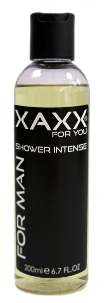 Shower intense 200ml FIVE