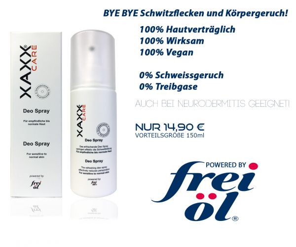 Sensitive Deo Spray 150 ml