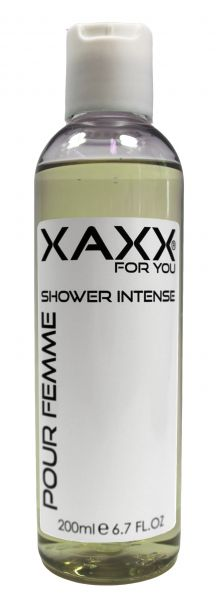 Shower intense 200ml THIRTY FOUR