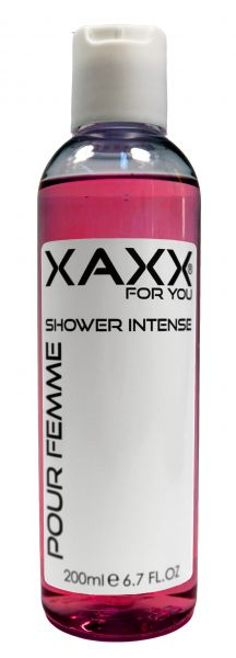 Shower intense 200ml SIX