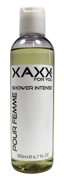 Shower intense 200ml FOURTY FOUR