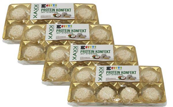 HC Protein Konfekt Kokos 4er Vorteilspreis
